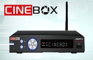 Assistência Técnica especializada CINEBOX