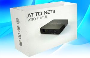 Receptor AttoNet